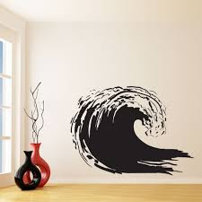 Wall Art Stickers And Decals by Breaking Wave Sports Kids Wall Art Sticker Wall Mural Wall Decal