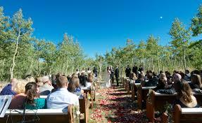 outdoor wedding venues in colorado most beautiful outdoor wedding venues in boulder borrowed blue
