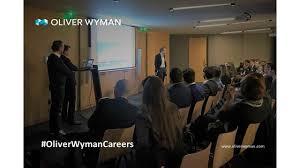 bureau de recrutement dubai retour sur l évènement de recrutement du bureau de dubaï oliver wyman