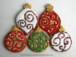 102 best ornament cookies cakes ideas images on