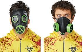 gas mask costume half or gas mask masks