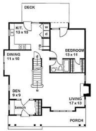 floor plans for cottages standout cottage plans country casual coastal