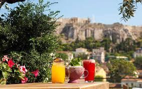 Summer Garden Bar - top 6 roof garden bars in athens greeka com blog