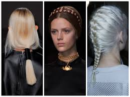 leather hair accessories the trends in hair accessories women hairstyles