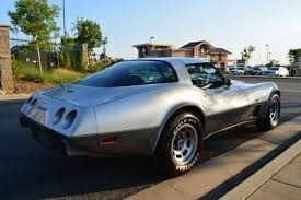 25th anniversary corvette value 1978 chevrolet corvette 25th anniversary edition l82 for sale