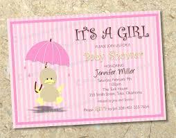 invitation templates for baby showers free free baby shower invitations templates for word girl invitation