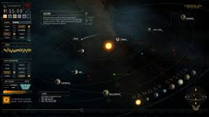 Elite Dangerous Galaxy Map I Wish The System Map Looked Like This Elitedangerous