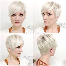 shorter hairstyles with side bangs and an angle 15 fashionable pixie haircut looks for summer 2015 short pixie