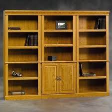 Sauder 3 Shelf Bookcase by Bookcase Full Size Of Sauder Shoal Creek Jamocha Wood Twin