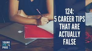 Seeking Text Episode Episode 124 5 Career Tips That Are Actually False Pr Pros