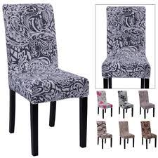 Stretch Chair Covers Uk Dining Chair Covers Ebay