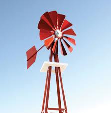 small white backyard windmill backyard windmills