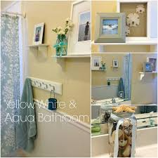 Easy Bathroom Makeover Inexpensive Bathroom Makeover