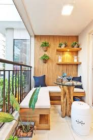 Bench For Balcony 45 Cool Ideas To Make A Small Balcony Cozy Shelterness