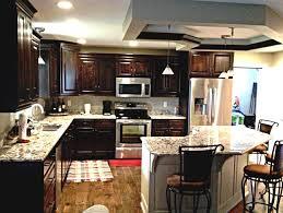 custom hickory maple u0026 european beech kitchen cabinets