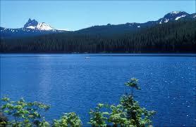 Oregon lakes images Marion lake atlas of oregon lakes jpg