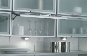 modern kitchen cabinets metal glass front kitchen cabinets for a fashionable look in the