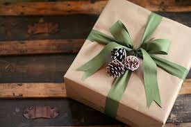 brown gift wrapping paper simple pine cone brown paper gift wrap