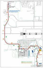 Bartow Florida Map by Transportation
