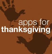 4 free thanksgiving apps thanksgiving apps and