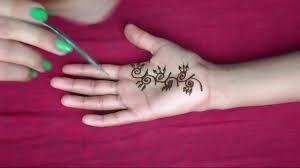 little girls mehandi design for kids girls mehndi design