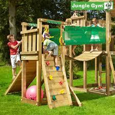 Costco Playground Jungle Gym Crazy Playhouse Xl Bridge Module 3 Years Costco Uk