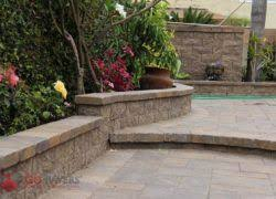Pavers In Backyard by 20 Best Beautify Your Garden With Pavers Planters Images On