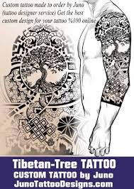 tibetan buddhist tattoos meaning u0026 tattoo designer