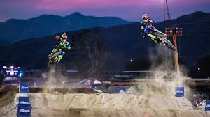 what channel is the motocross race on 1v1 mx racing on an unwound supercross track red bull straight