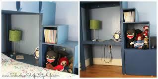 loft bed hacks diy bunk bed shelf bedroom ideas decor