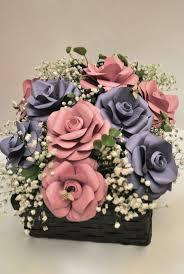 bouquet en papier best 25 paper flower centerpieces ideas on pinterest flowers