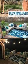 Moving Sliders Walmart by Remodelaholic Outdoor Sectional Sofa Reveal