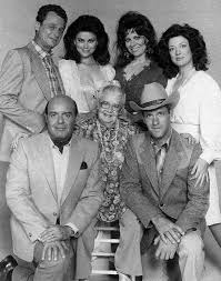 Delta Burke Filthy Rich Jerry Hardin Delta Burke Ann Wedgeworth Dixie Carter