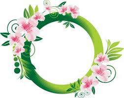 wallpaper bunga lingkaran bunga bunga indah bingkai vektor bunga vektor gratis download gratis