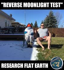 Candles Meme - flat earth evidence moonlight its effect on candles