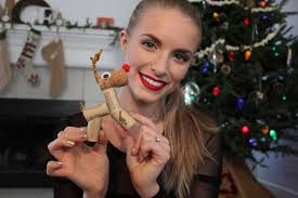 diy wine cork reindeer tutorial youtube