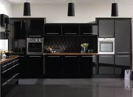 Black Metal Kitchen Cabinets Kitchen Metal Cabinets And 37 Black Retro Dubsquad Renovate Your