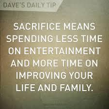 keep the things get your priorities in order beat