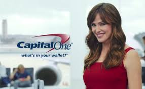capital one commercial actress musical chairs historical work future perfect music