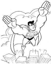superman coloring pages online kids superman coloring pages to print out super heroes coloring