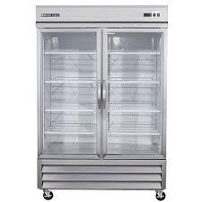refrigerators with glass doors maxx cold x series double glass door commercial refrigerator