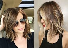 lob hairstyles trendy lob hairstyles you can have today hairdrome com