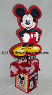 mickey mouse centerpieces mickey mouse clubhouse personalized mickey birthday party flickr
