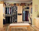 Walk Closet Simple Wardrobe Storage Furniture Design | Home Design