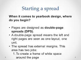 basics of designing spreads walsworthyearbooks com yearbooksuite