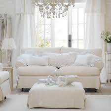 tendaggi shabby chic parete attrezzata soggiorno ciliegio paese salone bianco designl