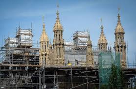 westminster palace restoration to cost billions wsj