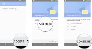 how to add a second google account to your android android central