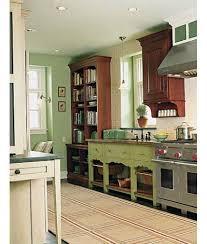 Kitchen Console Cabinet Green Kitchens