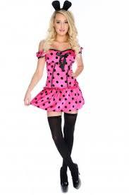 Minnie Mouse Womens Halloween Costume Minnie Mouse Costume Minnie Mouse Costumes Cheap Minnie